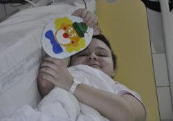Děti dětem, aneb jak děti z dětských domovů posílají radost dětem v nemocnicích