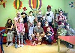 Dr. Klaun a ikonický Jakub Kohák v Thomayerově nemocnici